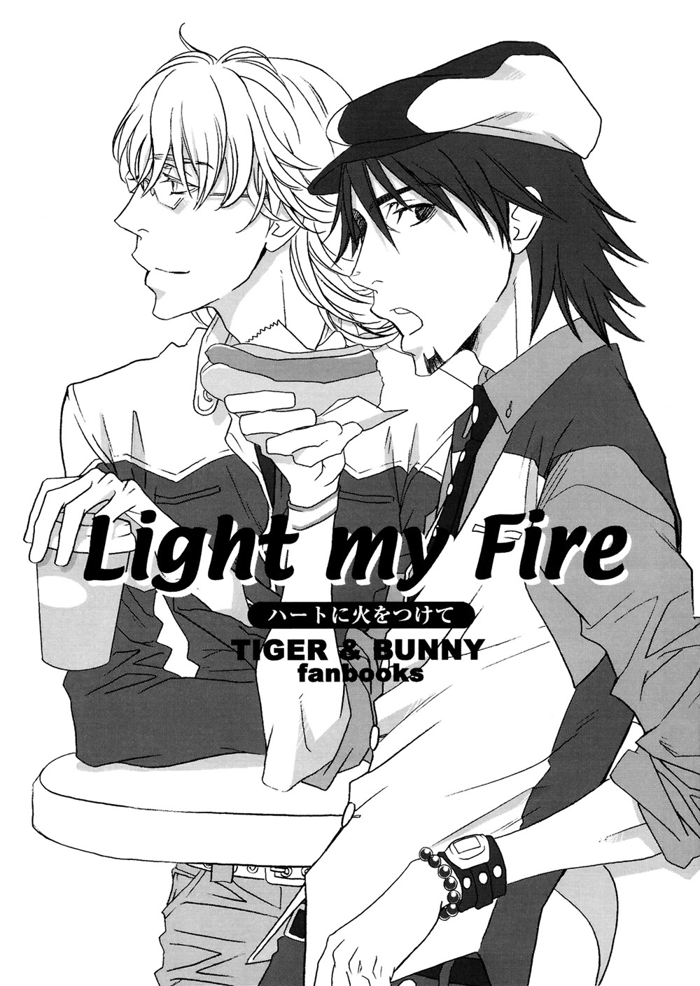 Doujinshis – (Tiger and Bunny) Light my Fire